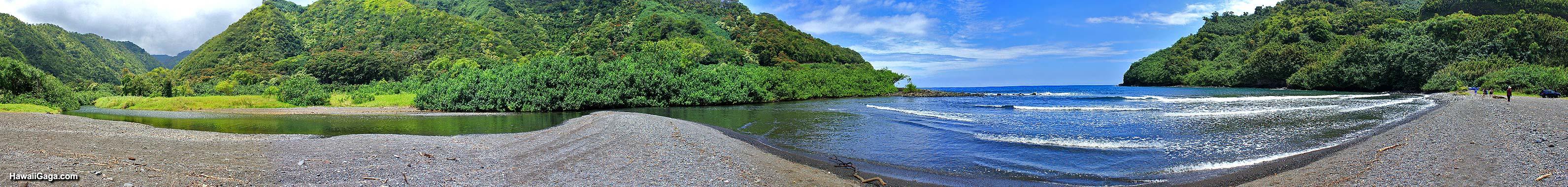 Honumanu Bay