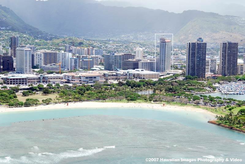 Ala Moana Hotel Oahu
