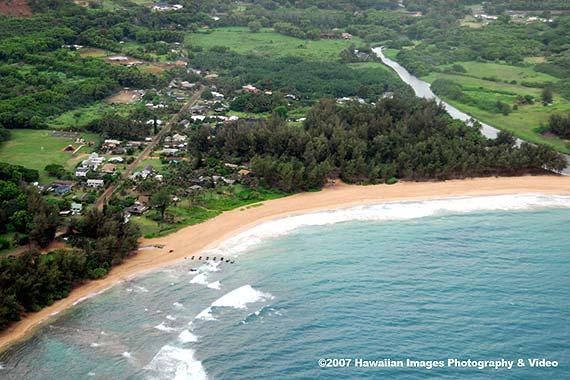 Anahola Bay Kauai