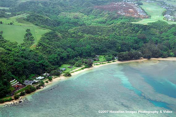 Anini Beach West Kauai