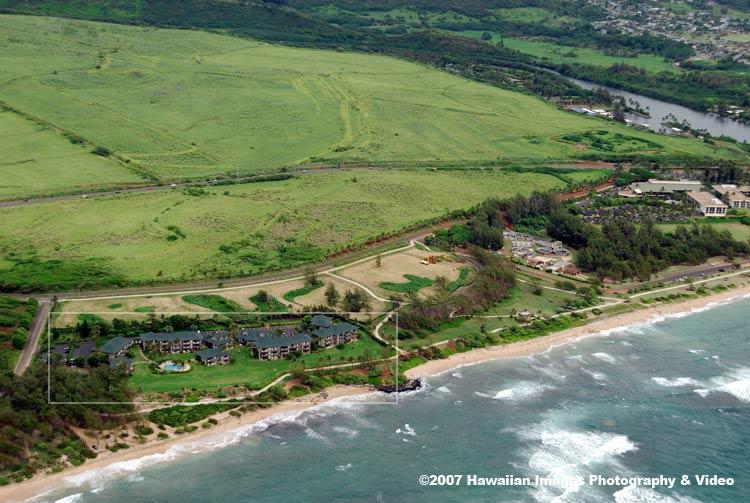 Kaha Lani Resort, Kauai