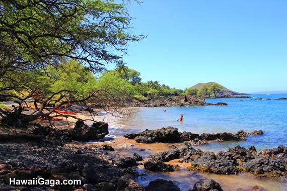 Makena Landing Beach Park on Discount Hawaii Car Rental
