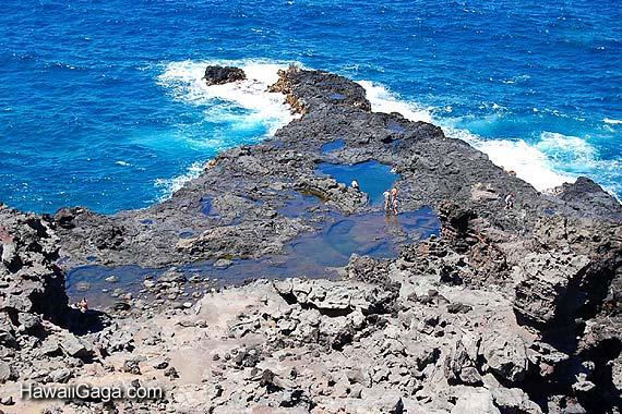 Hawaii Car Rental >> Olivine Pools, Maui