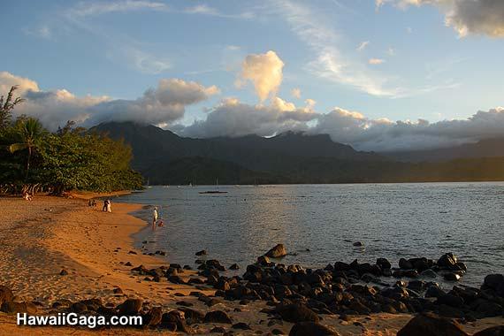 Puu Poa Beach Kauai