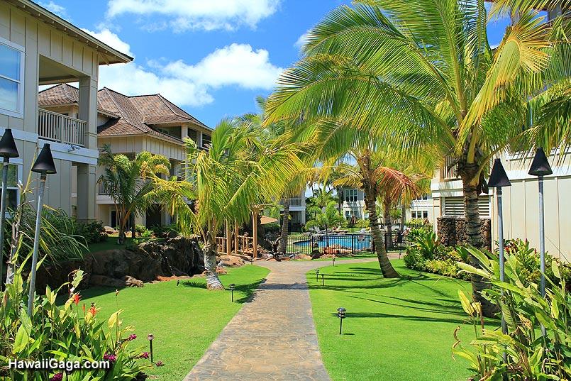 The Villas At Poipu Kai Kauai