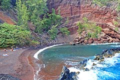 Red Sand Beach thumbnail