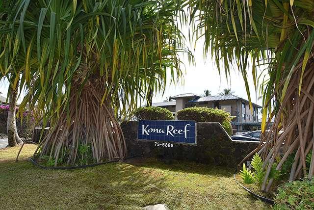 Kona Reef Condo D-12