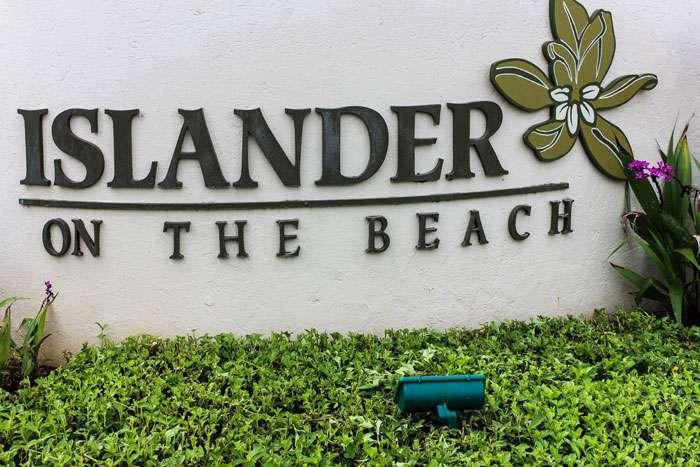 Islander on the Beach 259