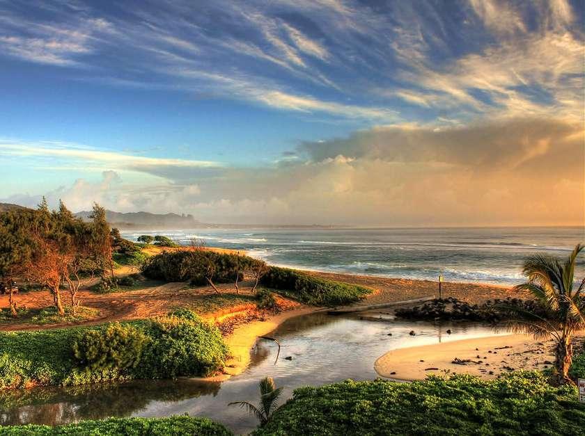 Kauai Beach Villas Oceanfront G-6