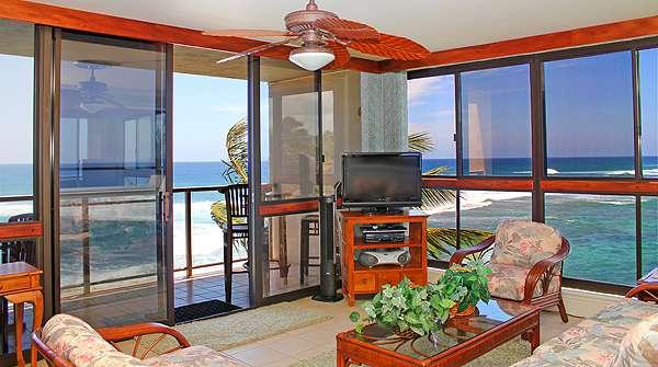 Kuhio Shores Penthouse