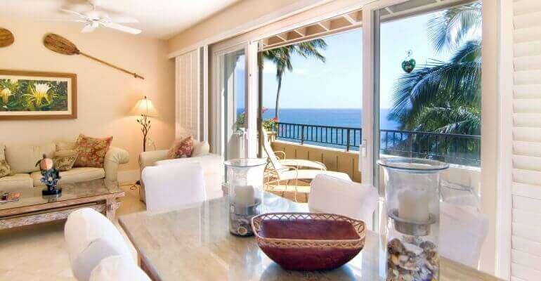 Whalers Cove 1 Bedroom Ocean Front