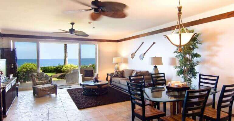 Whalers Cove 2 Bedroom Ocean Front