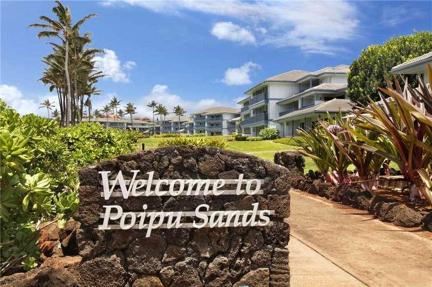 Poipu Sands 114