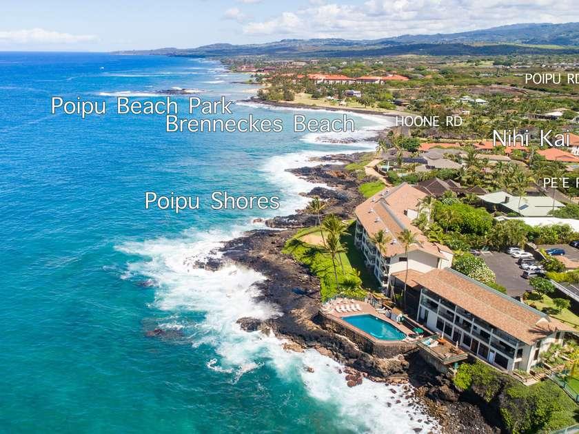 Poipu Shores 101B