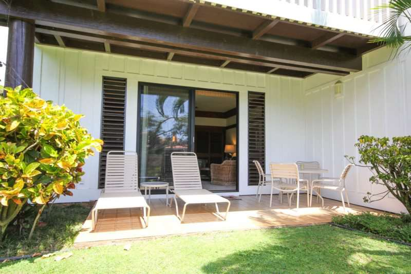 Kiahuna Plantation 406 - Ground Floor, Building 40