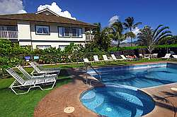 3 Bedroom Regency at Poipu Kai with AC