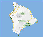 Interactive Map for the Big Island