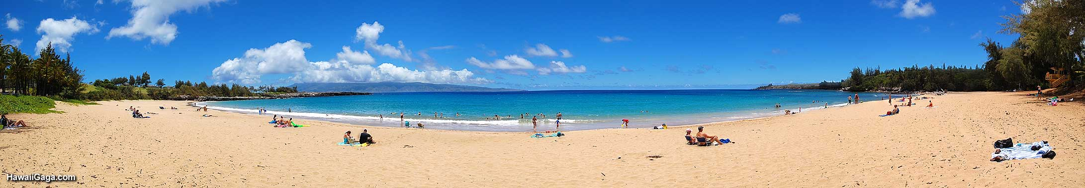 Dt Flemming Beach Park Maui