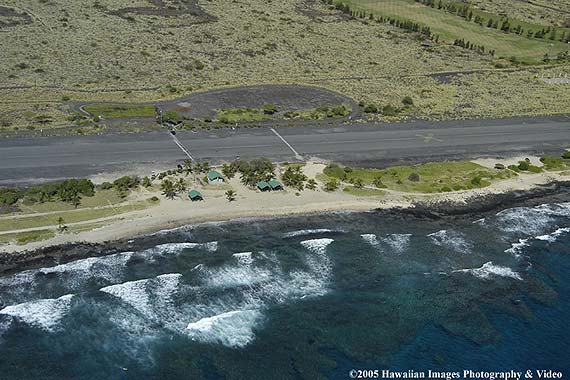Old Kona Airport Beach Park