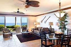 Whalers Cove 1 Bedroom Ocean Front